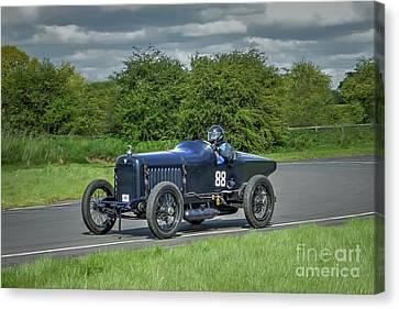 Hudson Super Six Racer Canvas Print