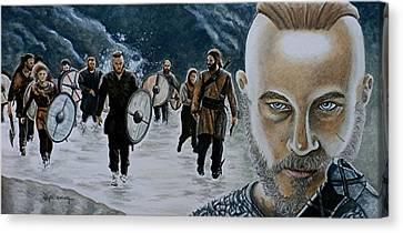 I Am Ragnar Lothbrok Canvas Print