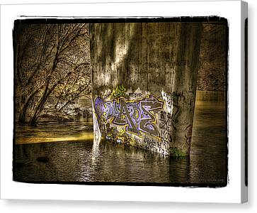 No.1 Canvas Print by Jerry Golab