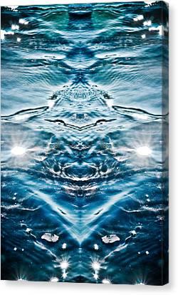 Portal No.11 Canvas Print by Tim Cargill