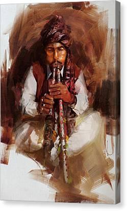 005 Sindh Canvas Print by Mahnoor Shah