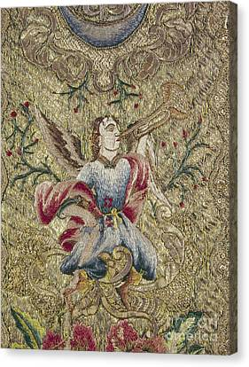 Chasuble, 18th Century Canvas Print by Granger
