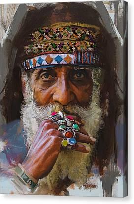026 Sindh Canvas Print by Mahnoor Shah
