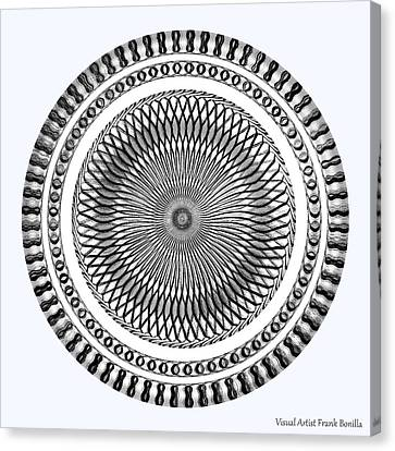 #0700420157 Canvas Print by Visual Artist  Frank Bonilla