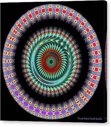 #070420153 Canvas Print by Visual Artist  Frank Bonilla