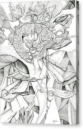 0811-26 Canvas Print