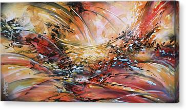 ' Blossom ' Canvas Print by Michael Lang