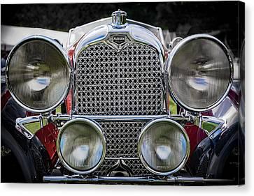 1928 Auburn 8-88 Speedster Canvas Print