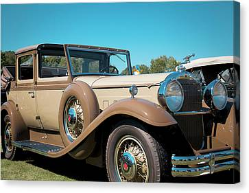 1931 Packard Deluxe Eight Canvas Print