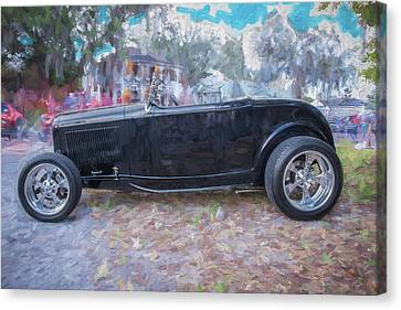 1932 Ford Roadster Convertible 005 Canvas Print