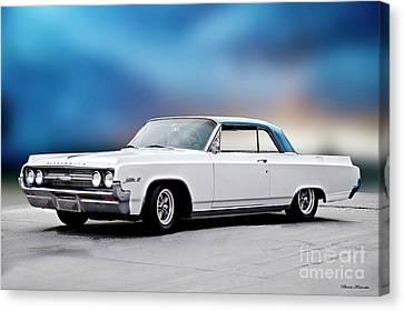 1964 Oldsmobile Jetstar 88 II Canvas Print