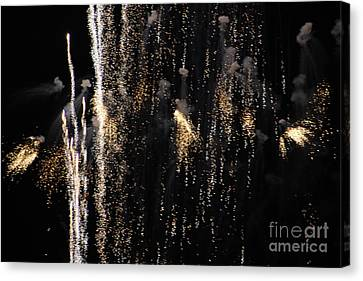4 Of July Canvas Print