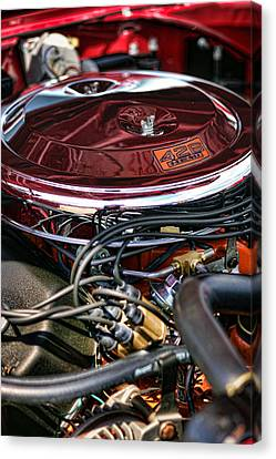 426 Hemi Canvas Print by Gordon Dean II