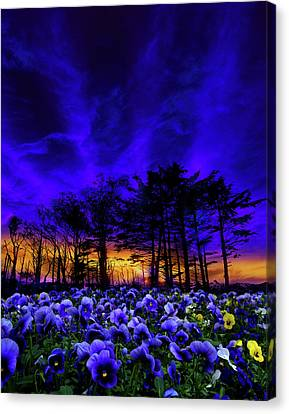 Canvas Print featuring the photograph 4413 by Peter Holme III