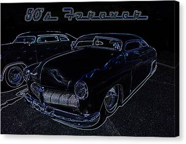 50's Forever Canvas Print