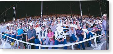 Wa Canvas Print - 75th Ellensburg Rodeo, Labor Day by Panoramic Images