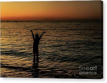 A New Day Canvas Print by Jon Burch Photography