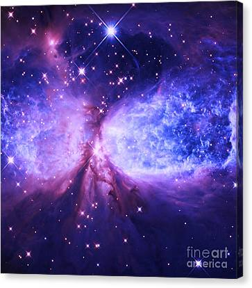 A Star Is Born Canvas Print