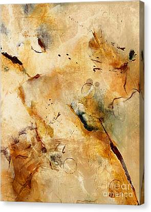 Abstract 130 Canvas Print by Angelina Cornidez