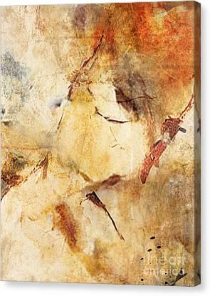 Abstract 131 Canvas Print by Angelina Cornidez