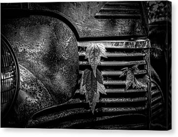 Abstract Cars Chevy Special Deluxe Canvas Print by Bob Orsillo