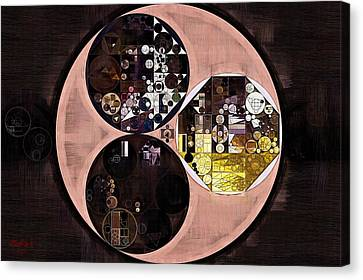 Abstract Painting - Cameo Canvas Print