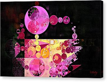 Abstract Painting - Mauvelous Canvas Print by Vitaliy Gladkiy