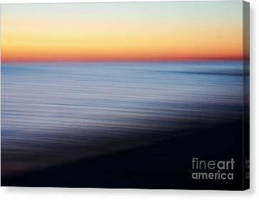 Abstract Sky Canvas Print by Tony Cordoza