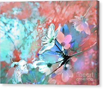 Canvas Print featuring the photograph Adios Primavera by Alfonso Garcia