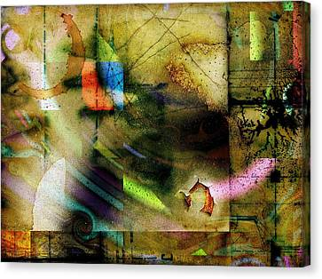 Africa Canvas Print by Contemporary Art