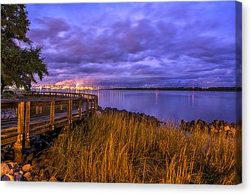 Canvas Print - After The Storm by Donnie Smith