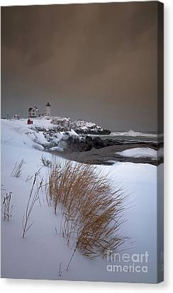 After The Storm Canvas Print by Scott Thorp