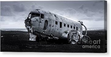 airplane DC-3 Canvas Print