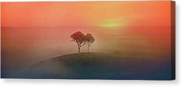 After The Rain Canvas Print by Az Jackson
