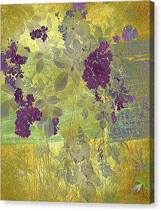 Antiqued Canvas Print by Jessica Jenney