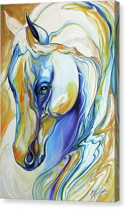Canvas Print - Arabian Abstract by Marcia Baldwin
