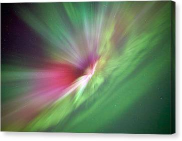 Aurora Borealis - Northern Lights Canvas Print