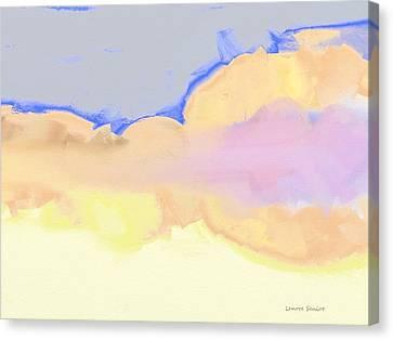 Autumn Scene Canvas Print - Autumn by Lenore Senior