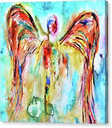 Azel Canvas Print