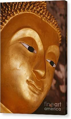 Bangkok, Wat Suthat Canvas Print by Bill Brennan - Printscapes