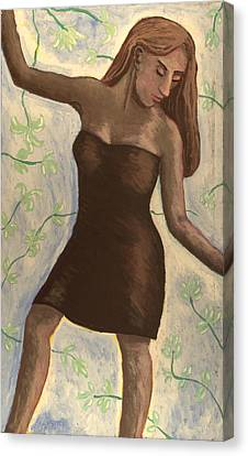 Barbara Ann Canvas Print by Clarence Major