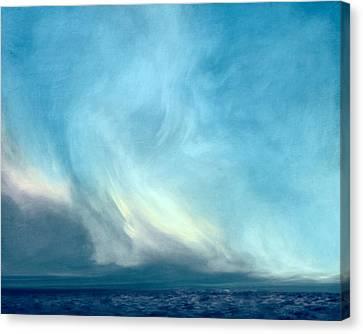 Barren Lands Canvas Print by Lonnie Christopher
