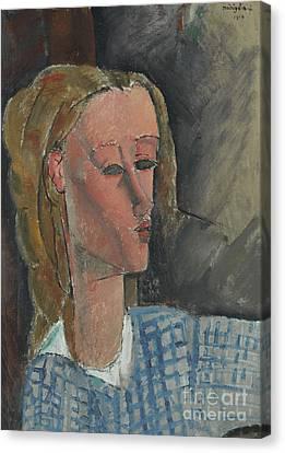 Beatrice Hastings Canvas Print