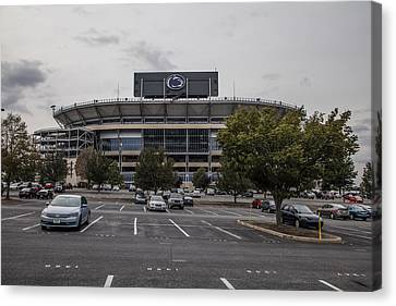 Beaver Stadium Penn State  Canvas Print by John McGraw