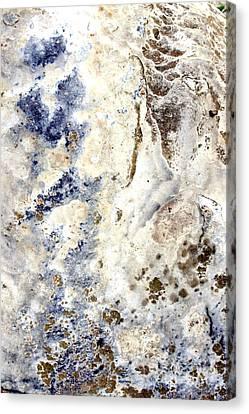 Blue Water # 2 Canvas Print