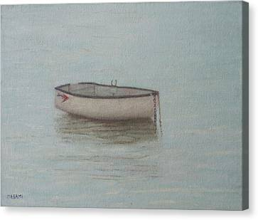 Boat Canvas Print