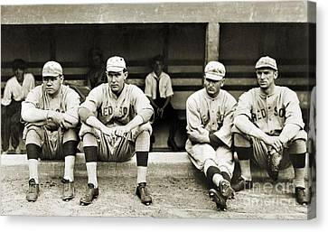 Boston Red Sox, C1916 Canvas Print by Granger