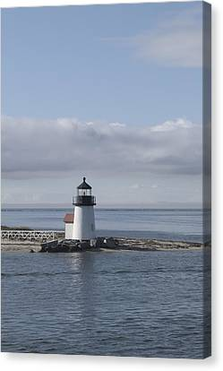 Brant Point - Nantucket Canvas Print