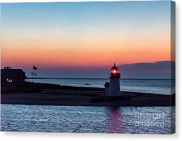 Brant Point Lighthouse Canvas Print