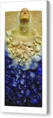 Breakaway Canvas Print by Rosemary Wessel